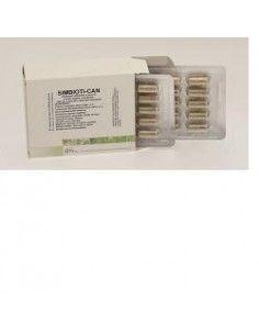 Simbioti-Can - Integratore Pobiotrici Confezione da 60 capsule da 500 mg