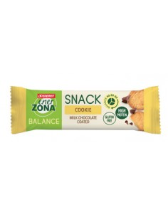 ENERZONA SNACK COOKIE MILK CIOCHOLATE 33 G