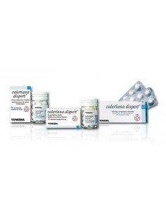 VALERIANA DISPERT*20CPR 125MG
