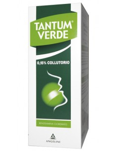 Tantum Verde Colluttorio 0,15% 240 ml