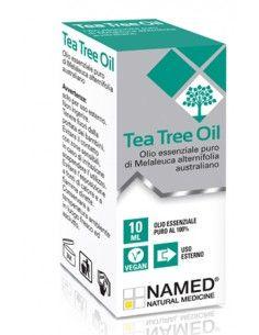 Tea Tree Oil Olio essenziale Confezione da 10 ml