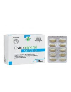 Estromineral Serena - Menopausa 40 compresse