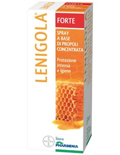 LENIGOLA Spray Forte – Propoli Flacone spray da 20 ml
