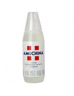 Amuchina Soluzione Disinfettante Concentrata Flacone da 500 ml