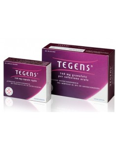 Tegens 20 Capsule 160 mg...