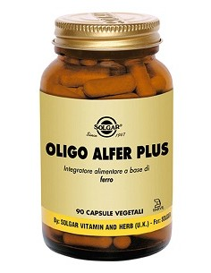 Solgar Oligo Alfer Plus...