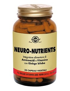 Solgar Neuro-Nutrients...